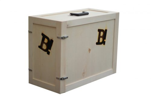 BEEF! Beefer Transport Box