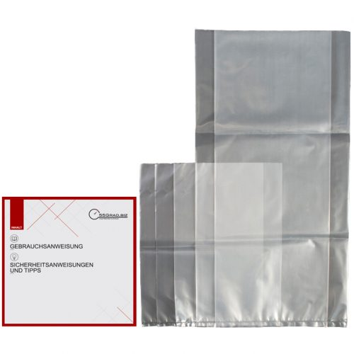 Membrane Curing Bags Test Package