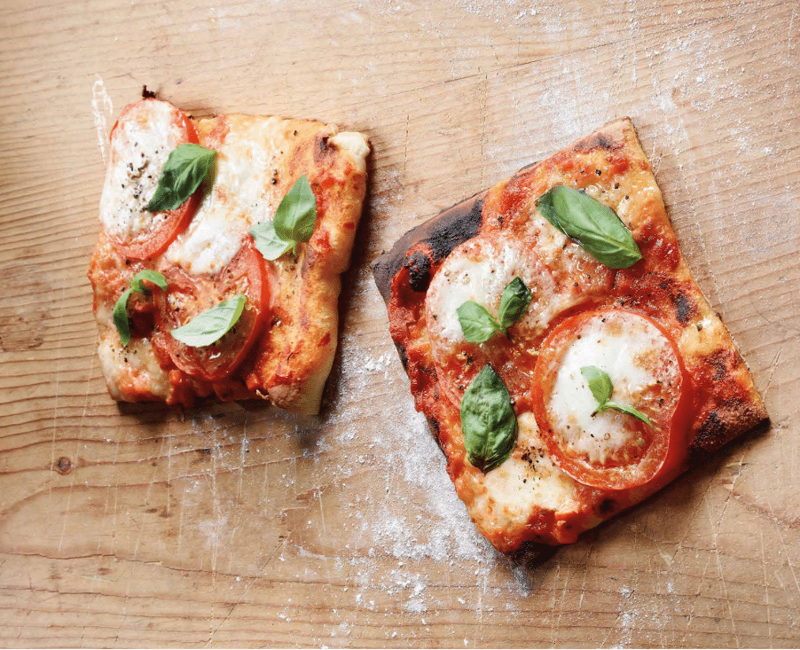 Using the beefer as a home pizza oven
