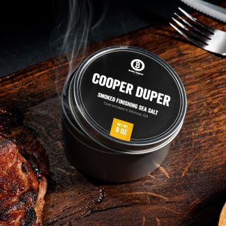 Cooper Duper Smoke Salt from Beefer